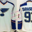 #91 vladimir tarasenko 2015 Ice Winter Jersey White Hockey Jerseys Authentic Stitched