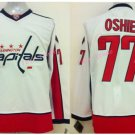 2016 New Washington Hockey Jerseys 77 T. J. Oshie Jersey Home White Winter Classic Stitched Jersey