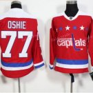 2016 New Washington Hockey Jerseys 77 T. J. Oshie Jersey Home Red Winter Classic Stitched Jersey