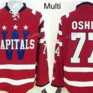2016 New Washington Hockey Jerseys 77 T. J. Oshie Jersey Home Multi Winter Classic Stitched Jersey