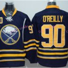 90 Ryan O'Reilly Sabres Jersey Buffalo Black Ryan Ice Hockey Jerseys Breathable Top Quality
