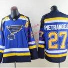 #27 alex pietrangelo 2015 Ice Winter Hockey Jerseys Authentic Stitched