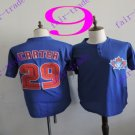 Toronto Blue Jays  #29 Joe Carter 2016 Baseball Jersey Authentic Stitched