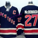 New York Rangers 27 Ryan McDonagh Ice Hockey Jerseys Stadium Series Winter Classic Navy