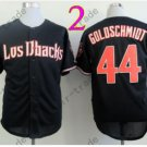 Paul Goldschmidt Jersey Authentic Black 1999 Turn Back Arizona Diamondback