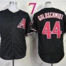 Paul Goldschmidt Jersey Authentic Black Pink 1999 Turn Back Arizona Diamondback