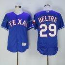 2017 Flexbase Stitched Texas Rangers 29 Adrian Beltre Blue Road Flex base Jersey Style 2