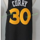 2017 2018 New 30 Stephen Curry Jersey Best Plain Black Jerseys stitched