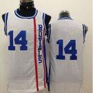 14 Oscar Robertson Throwback Shirt Uniform White Breathable Top Quality