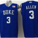 3 Grayson Allen Duke Blue Devils Men's College Jerseys High Quality Blue Style 3