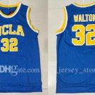 2017 UCLA 32# Bill Walton College Jersey 100% Stitched college basketball jerseys High quality
