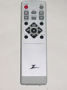 Zenith CD Shelf Audio Stereo System LX-140 LX-140A Remote Control