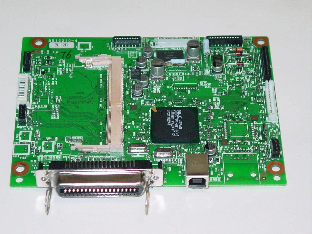 Brother HL-5240 Printer Formatter Main Board B512210-4 7L12D