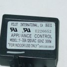 Pilot International T-30A Touch Dimmer Appliance Control AC Power Adapter