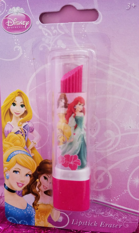 Disney Princess Lipstick Eraser Party Favors Set of 12