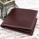 Men's Brown Genuine Leather Wallets