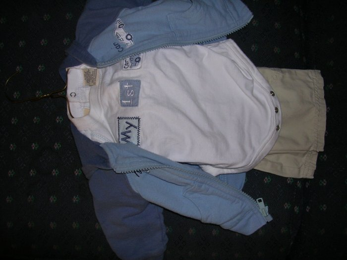 3 PC BOYS OUTFIT