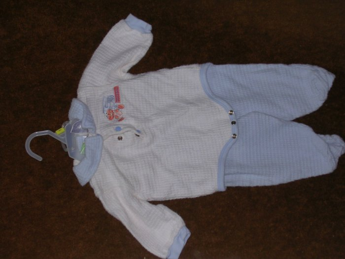 SESAME STREET TWO PC OUTFIT.