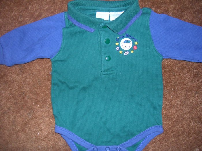BOYS LONG SLEEVE ONSIE