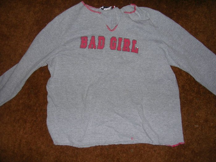 JUNIORS BAD GIRL NIGHT SHIRT