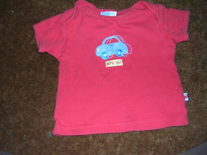 TYKES DIVISION OF CARTERS T SHIRT