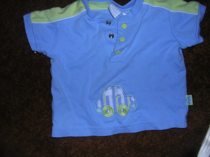 BOYS 3-6 MOS T SHIRT