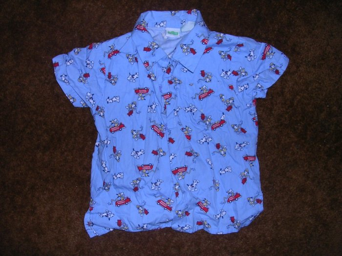 BOYS 4T DRESS SHIRT