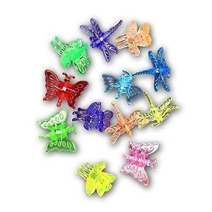 Dozen Flower Clips (Assorted)