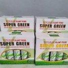 40 Bottles of Super Green Green Lucky Bamboo Fertilizer Plant Food *New*