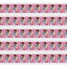 """50 Doc McStuffins Envelope Seals / Labels / Stickers, 1"""" by 1.5"""""""