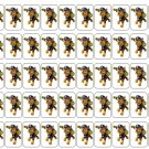 "50 Chase Paw Patrol Envelope Seals / Labels / Stickers, 1"" by 1.5"""