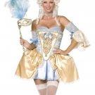 New Halloween cosplay Costume Adult Baroque Fantasy 5Pc Ladies Costume S-US 6-8