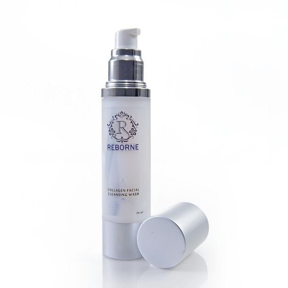 Collagen Peptide Anti Wrinkle Cleanser -50 ml  FREE SHIPPING WORLDWIDE