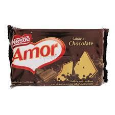 Galletas Amor De Chocolate Chocolate Wafers