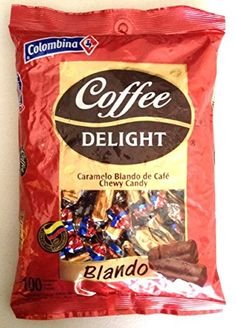 Colombian Candy 100 Pieces Colombiana Candy Caramelo