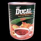 Ducal Red Refried Beans Frijoles Volteados