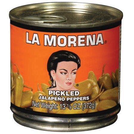 La Morena Pickled Jalapeno Nacho Slices
