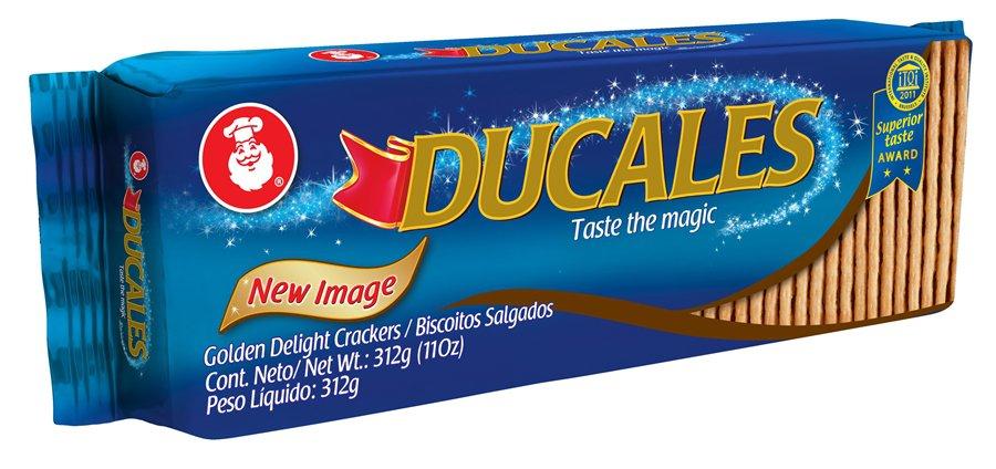 Galletas Ducales Salted Crackers