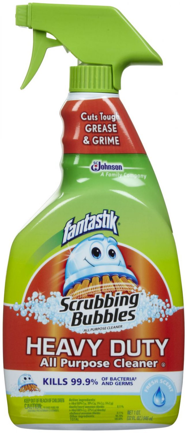 Fantastik All Purpose Cleaner 32oz