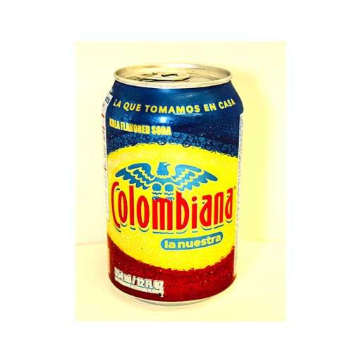Postobon 6 Pack Soda Colombiana Kola Colombian Soda