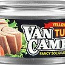 Van Camps Tuna in Oil 5oz Pack of 6