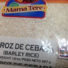 Arroz de Cebada 14oz Barley Rice Peso Neto 14oz 397g