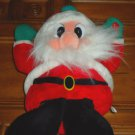 Stuffed Santa Claus Christmas Holiday Season