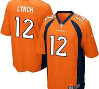 Denver Broncos Youth Paxton Lynch #12  Elite Jersey