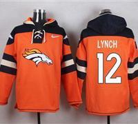 Denver Broncos Paxton Lynch #12 Hoodie
