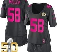 Denver Broncos Women Von Miller #58 Jersey