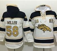 Denver Broncos Von Miller #58 Hoodie