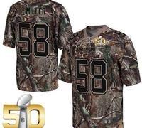 Denver Broncos Von Miller #58 Jersey