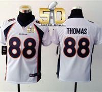 Denver Broncos Youth Demaryius Thomas Jersery