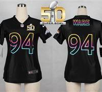 Denver Broncos Women DeMarcus Ware #94 Jersey